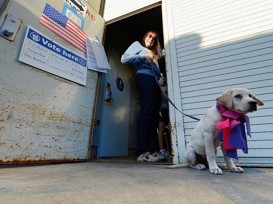 One of the biggest super PACs is trying to woo millennials by bringing puppies to the polls