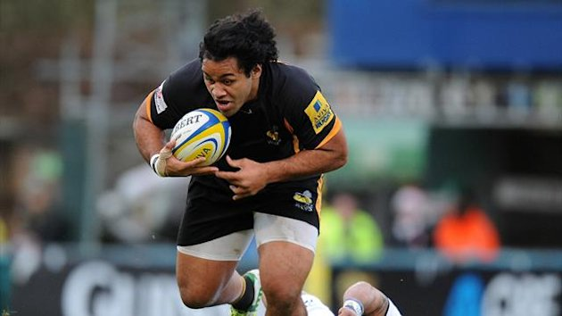 London Wasps' Billy Vunipola (PA Sport)