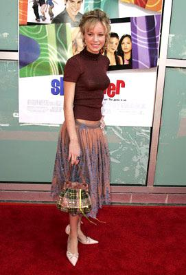 Brie Larson at the Hollywood premiere of MGM's Sleepover