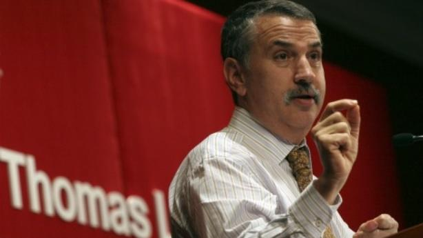 Chinese State Media Not Impressed by Tom Friedman's Recent Column