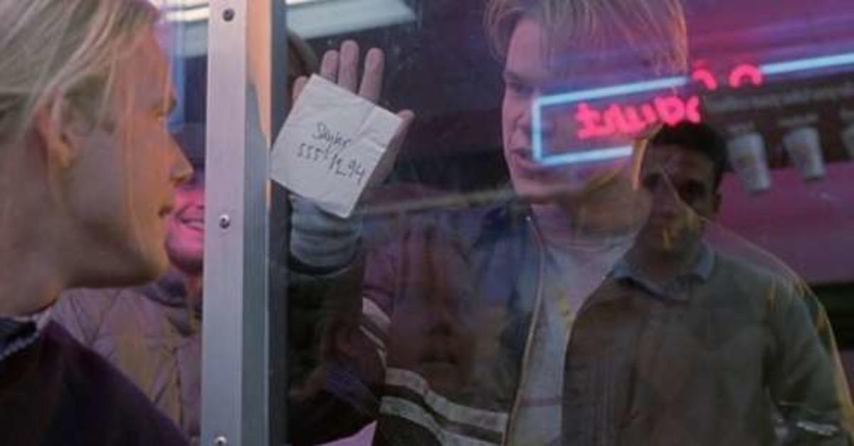 Your Favorite 'Good Will Hunting' Quotes