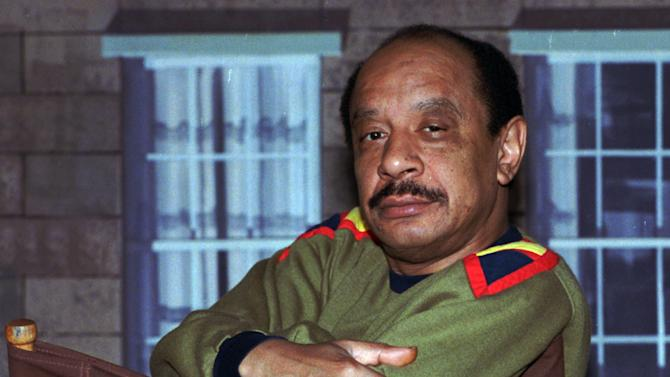 "CORRECTS THAT HEMSLEY WAS FOUND DEAD TUESDAY, INSTEAD OF DIED TUESDAY - FILE - In this Aug. 11, 1986 file photo, actor Sherman Hemsley poses for a photo in Los Angeles. Hemsley, the actor who made the irascible, bigoted George Jefferson of ""The Jeffersons"" one of television's most memorable characters and a symbol for urban upward mobility, was found dead Tuesday, July 24, 2012 at his El Paso, Texas home. He was 74. (AP photo/Nick Ut, File)"