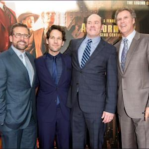 The Anchorman Cast Revives
