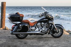 Indian Motorcycle Redefines Luxury Touring with the 2015 Indian Roadmaster