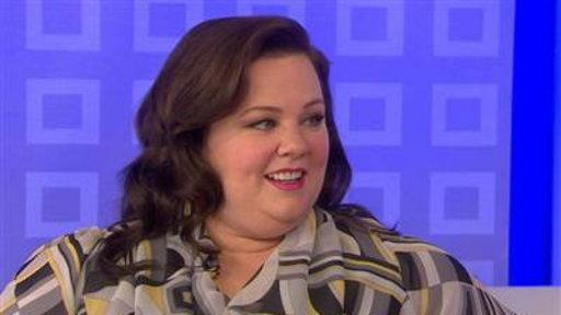 Melissa McCarthy: I'm 'pinching Myself' Over Success