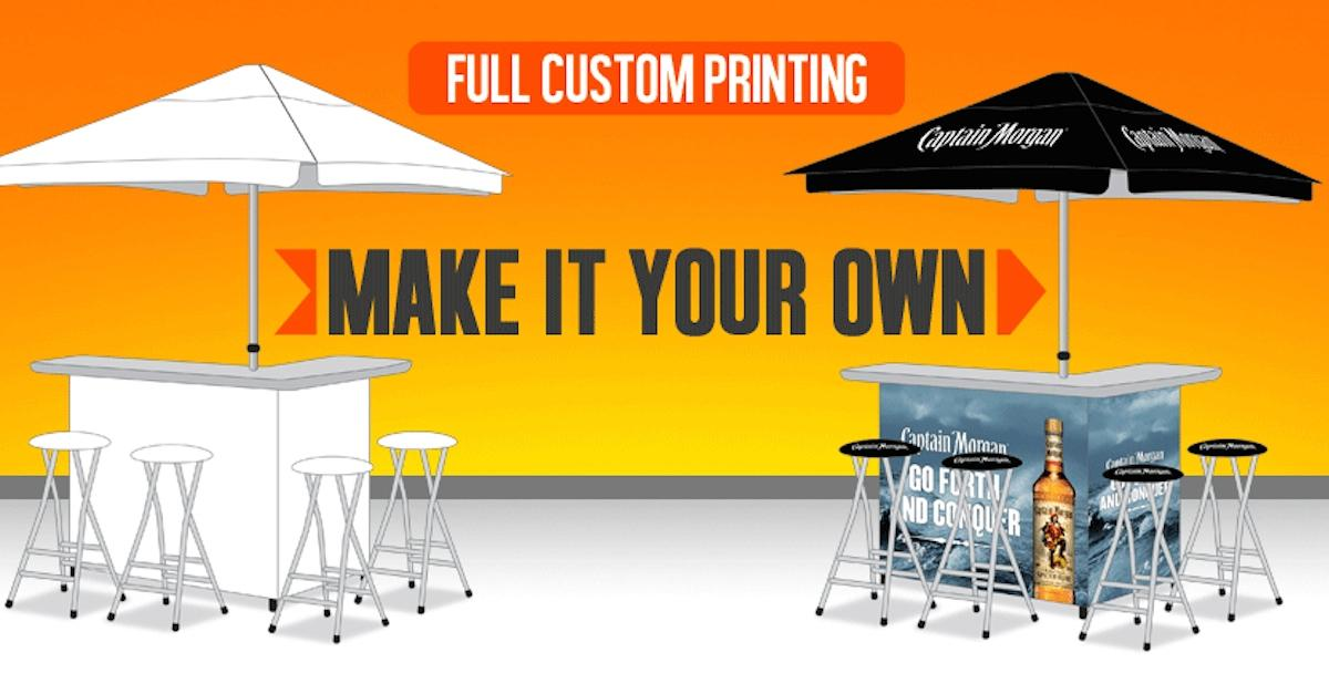 Need An Event Display That Is More Than A Canopy?