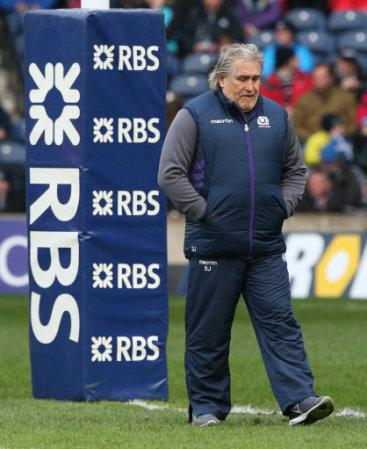 Rugby Union - RBS Six Nations - Scotland v France - Murrayfield