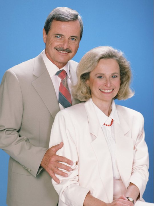 3. William Daniels, who played …