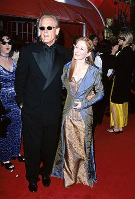 Nick Nolte and Vicki Lewis 71st Annual Academy Awards Los Angeles, CA 3/21/1999