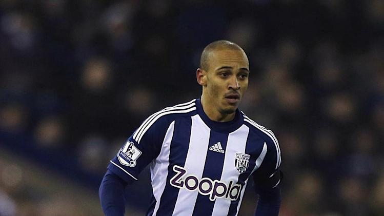 Soccer - Peter Odemwingie File Photo