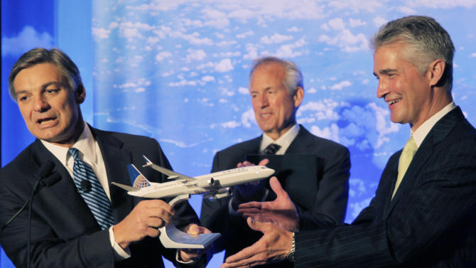United Airlines orders 150 Boeing 737s