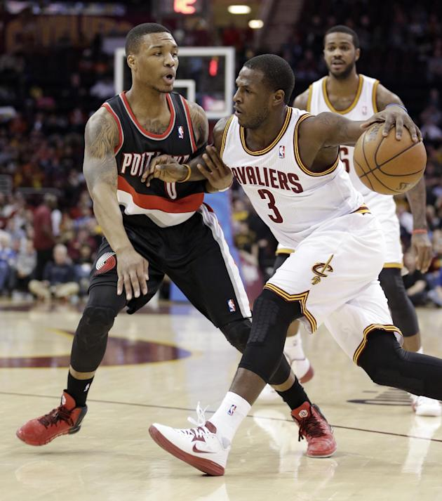 Cavs G Waiters out against Bucks