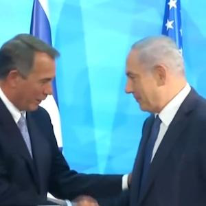 Boehner Completes Exchange Program, Visits Netanyahu