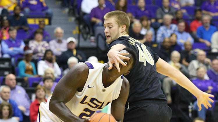 NCAA Basketball: Vanderbilt at LSU
