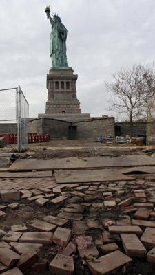 The Statue of Liberty Reopens on July 4, but Don't Expect to Get Inside the Crown