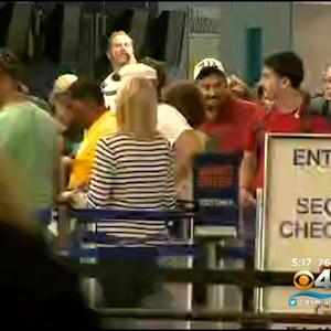 South Florida Airports Expect Busy Thanksgiving Travel Period