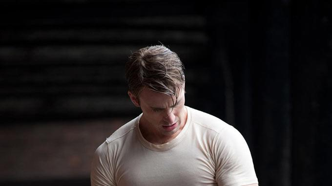 Captain America the First Avenger Stills Paramount Pictures 2011 Chris Evans