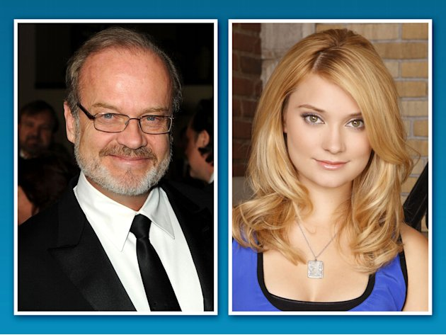 Kelsey Grammer and Spencer …