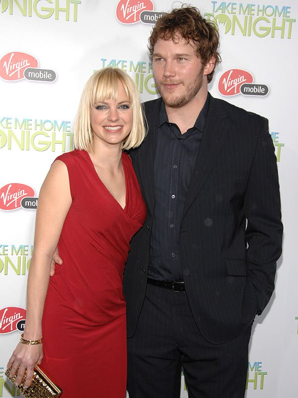 Anna Faris & Chris Pratt Having A Baby