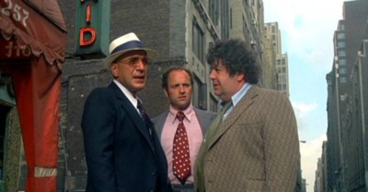 Where Are They Now: The Cast of 'Kojak'.