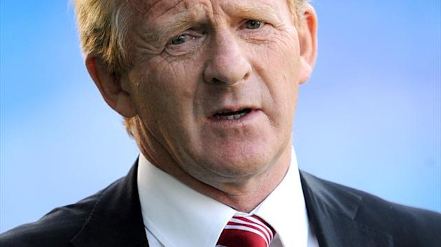 Gordon Strachan (PA Photos)