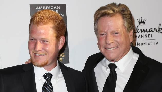 Redmond O'Neal, Ryan O'Neal -- Getty Images