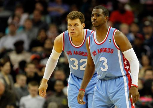Griffin, Paul lead Clippers over Bobcats 111-86