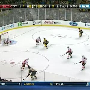 Karri Ramo Save on Loui Eriksson (13:35/2nd)
