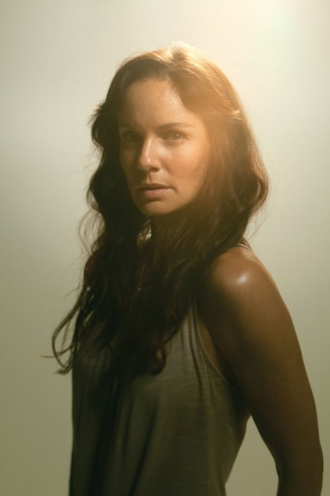 "Sarah Wayne Callies as Lori Grimes on ""The Walking Dead."""