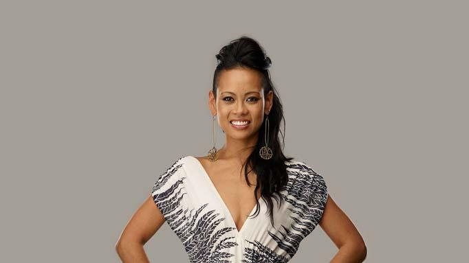 "Anya Ayoung-Chee competes on Season 9 of ""Project Runway."""