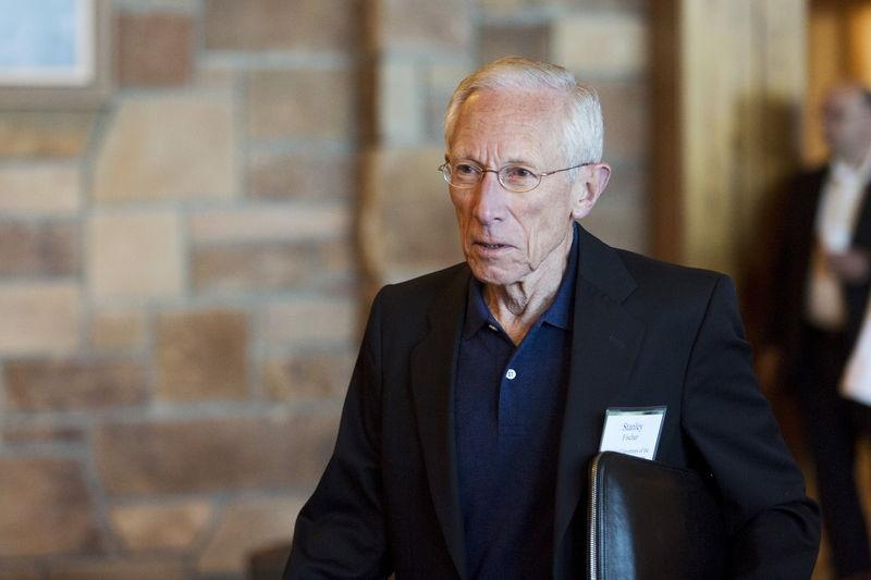 'Good reason to believe' inflation will rise: Fed's Fischer