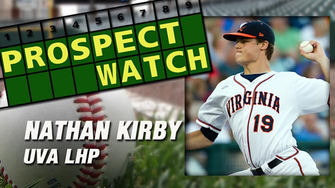 Virginia LHP Nathan Kirby | ACC Baseball Prospect Watch