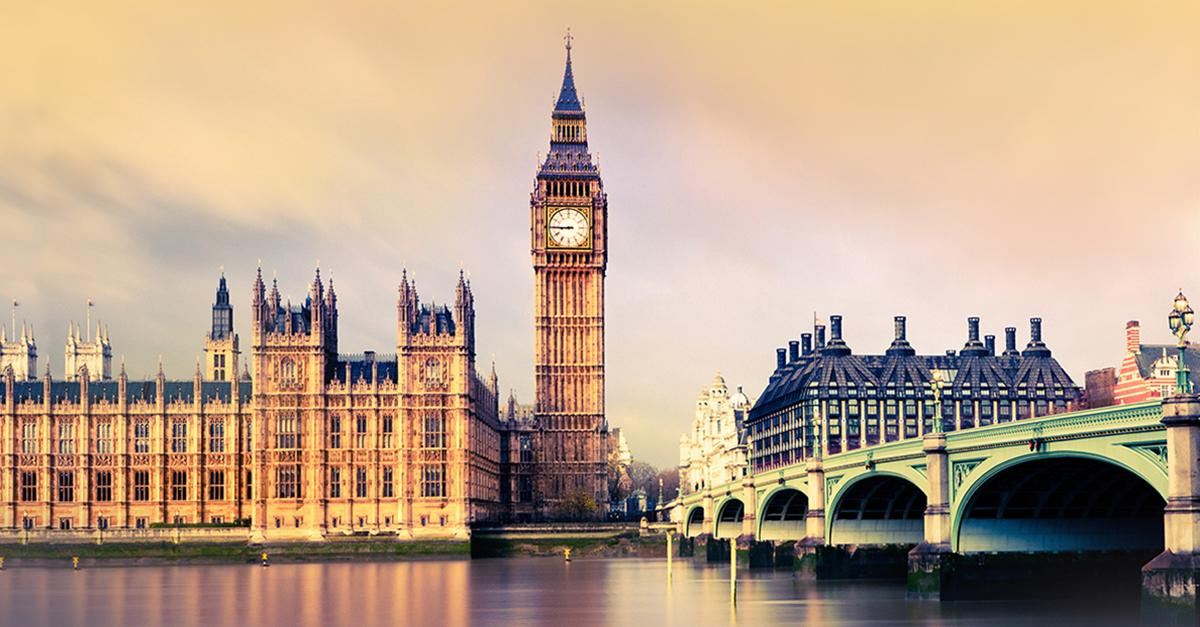 Win a trip to London - let the city entertain you!