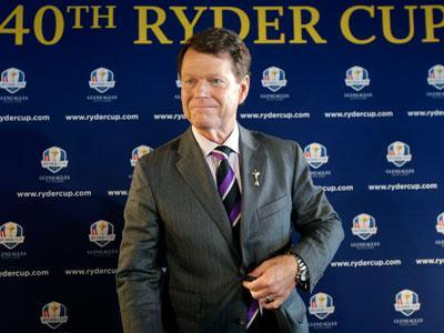 Watson Returns As Ryder Cup Captain in 2014