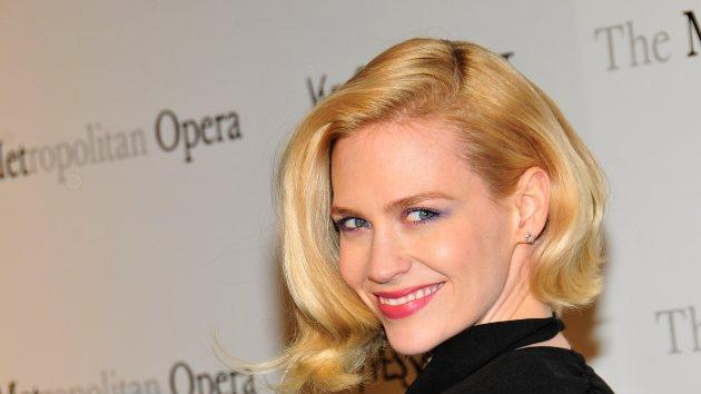 January Jones -- Getty Images