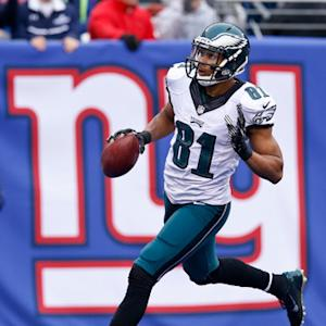 Philadelphia Eagles wide receiver Jordan Matthews 44-yard touchdown reception