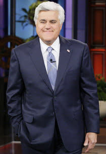 Jay Leno | Photo Credits: Paul Drinkwater/NBC