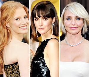 Oscars 2012 Hair and Makeup: All the Details