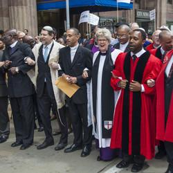 Cleveland Clergy Demand Action After Brelo's Not Guilty Verdict