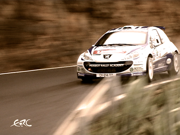ERC CANARIAS only the brave