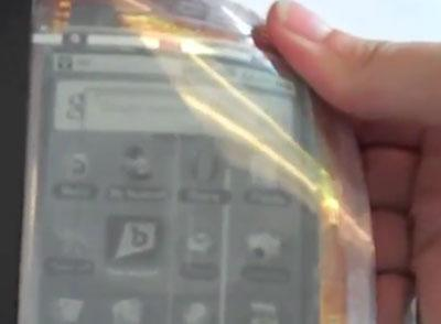 Bendable displays are real, and they're coming soon