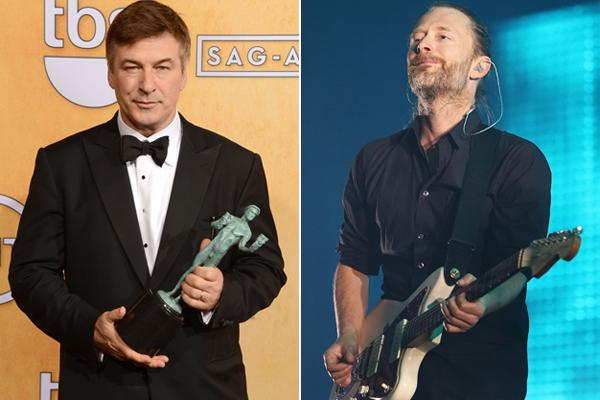 Thom Yorke Talks Atoms for Peace and Radiohead with Alec Baldwin