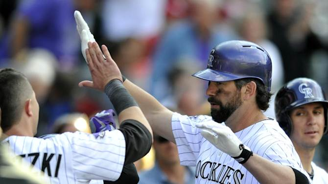 Rockies outlast Cardinals in 15, 7-6