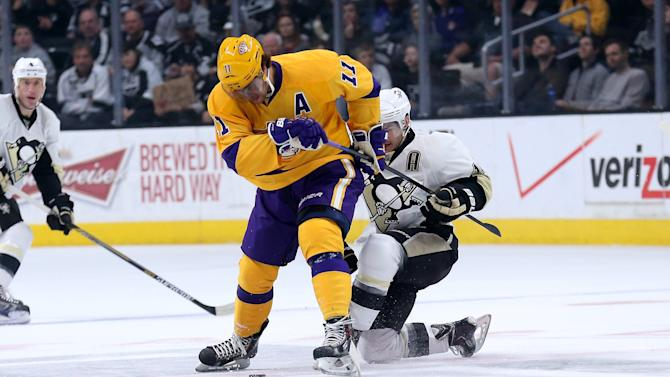 Anze Kopitar and the elite center mega-contract
