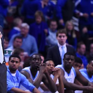 Tar Heels Too Much For Ohio State