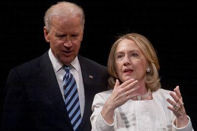 Imagine how the press would react if Hillary Clinton did what Joe Biden just did