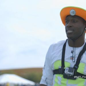 NFL Fan Pass: Pittsburgh Steelers wide receiver Antonio Brown at Pro Bowl practice