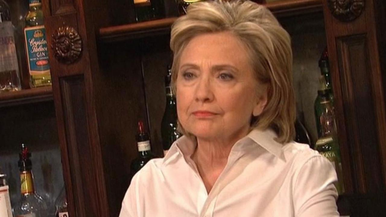Clinton draws early support but also ambivalence from voters