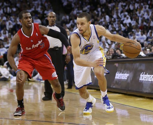 Warriors hand Clippers 2nd straight loss, 115-94
