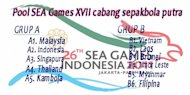SEA Games XVII Cabang Sepakbola: 'Grup Neraka' Tunggu Indonesia di SEA Games